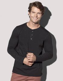 Shawn Henley Long Sleeve T-Shirt for men