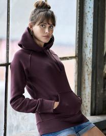 Ladies` Hooded Sweatshirt