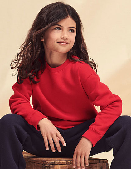 Kids Premium Set-In Sweat