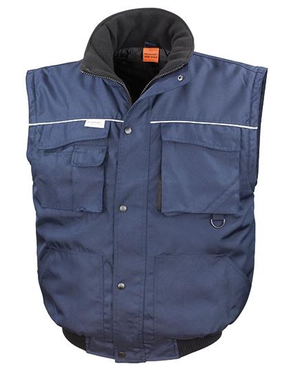 123 Flock | Zip Sleeve Heavy Duty Jacket